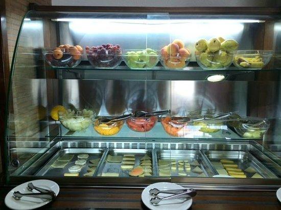 Hotel Entre Pinos: Angolo frutta