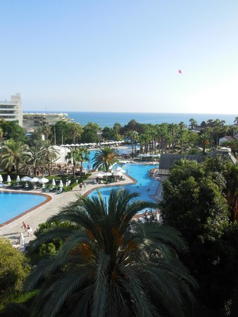 Barut Arum : View from my Balcony