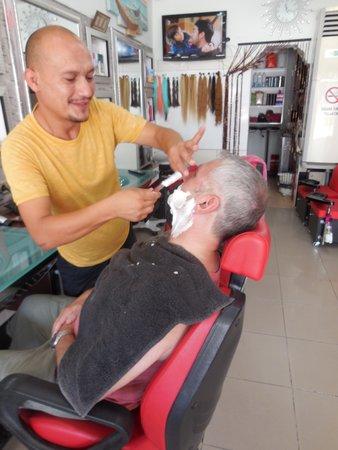 Barut Arum : Love a good Turkish Shave!