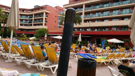 Ohtels Vil.la Romana : l'hotel