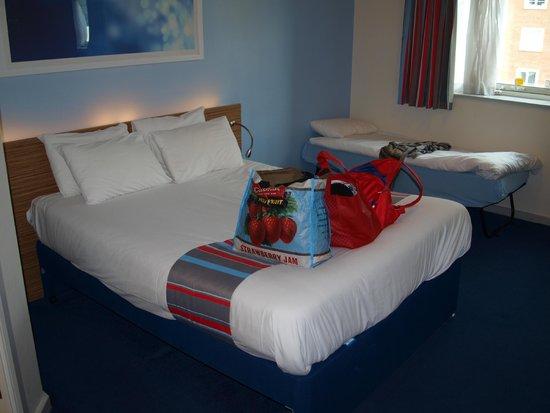 Travelodge Stratford Upon Avon: great bed!