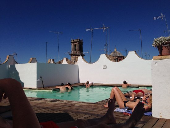 Las Casas de la Juderia: Pool