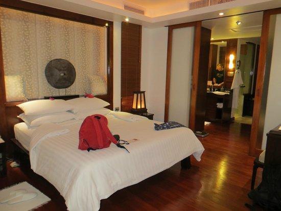 Ayara Hilltops Resort and Spa: Schlafzimmer