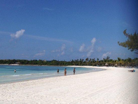 Barcelo Maya Beach : Mare caraibico!!