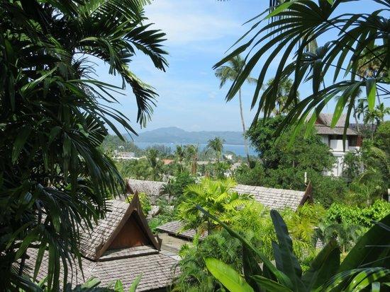 Ayara Hilltops Resort and Spa : Ausblick
