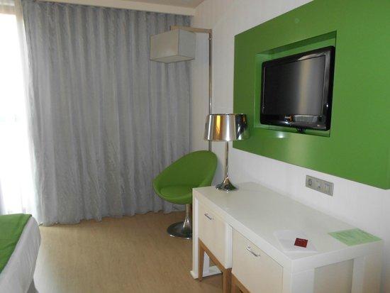 Double Tree Hilton  Hotel Girona: camera