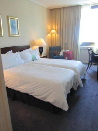 Gran Hotel Princesa Sofia: Due letti singoli