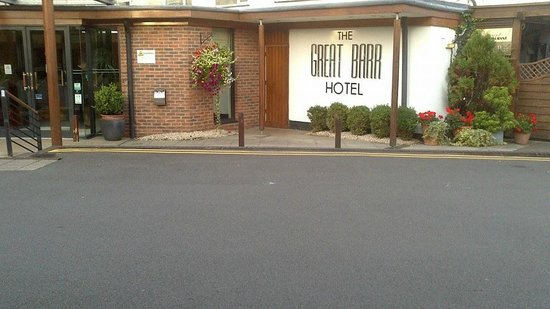 Great Barr Hotel: Lovely Grounds