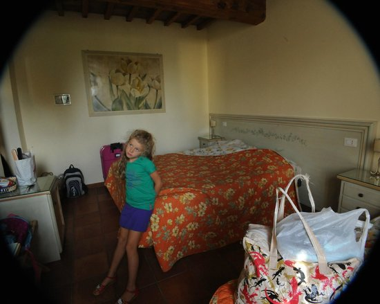 Villa Maria B&B: la nostra stanza