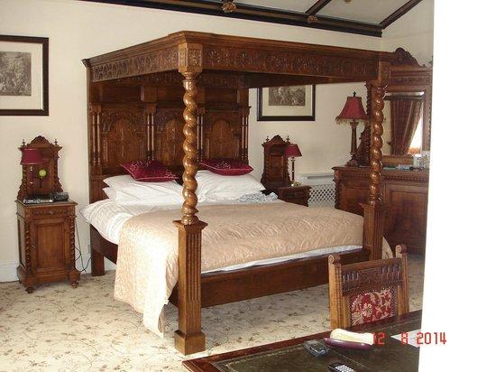 The Priory Hotel & Restaurant: Amazing Room 22