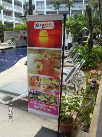 Sunset Spa Picture Of Sunset Beach Resort Patong