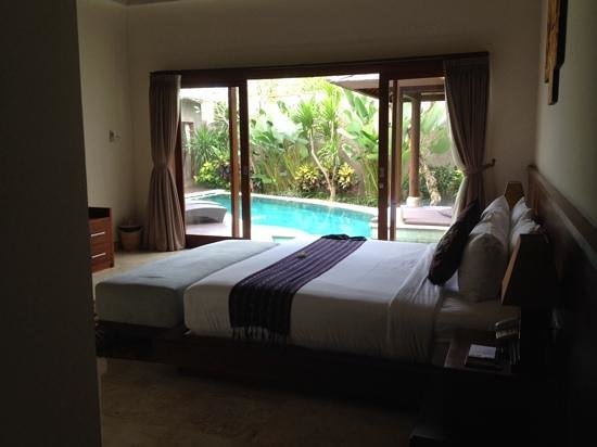 Aksata Villas : 3rd bedroom