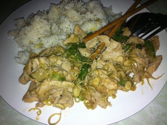 My Way Cafe & Restaurant : Plat typiquement vietnamien