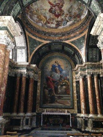 Chiesa di Santa Maria del Popolo: капелла Кибо