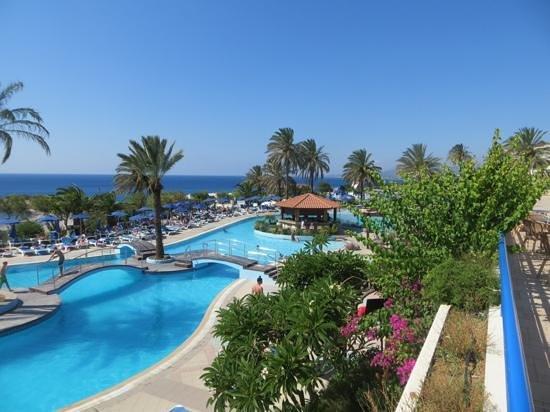 Rodos Princess Beach Hotel: Piscina principale