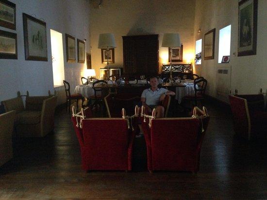 Las Casas de la Judería: Common roo