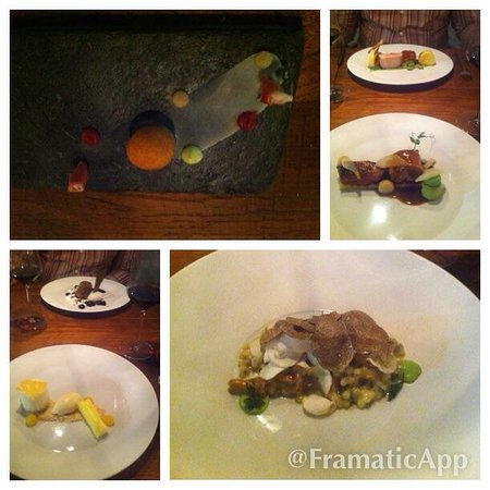 Rogner Bad Blumau: Highly recommended A La Carte cuisine
