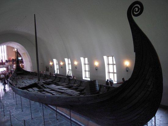 Bygdoy Peninsula : nave vichinga