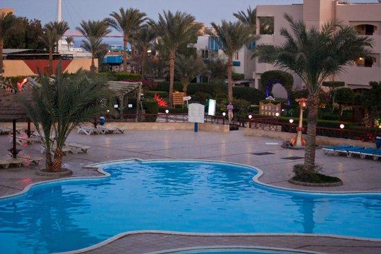 Hurghada SeaGull Beach Resort: бассейн