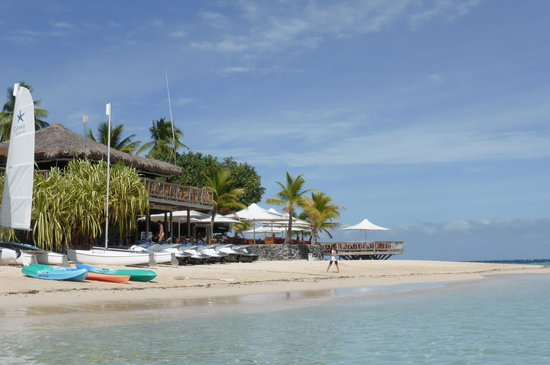 Castaway Island Fiji : Something to do if you're active