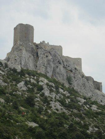 Château de Quéribus : prachtige ruïnes