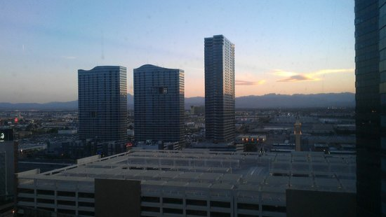 Vdara Hotel & Spa: across the west