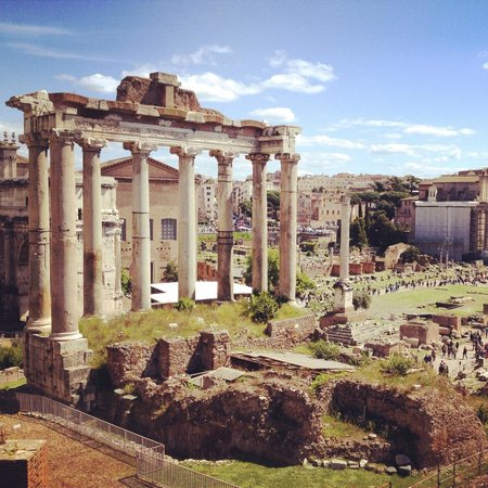 Italy With Us: The Roman Forum