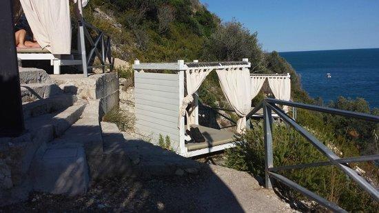 Hotel Villa Scapone: Relax