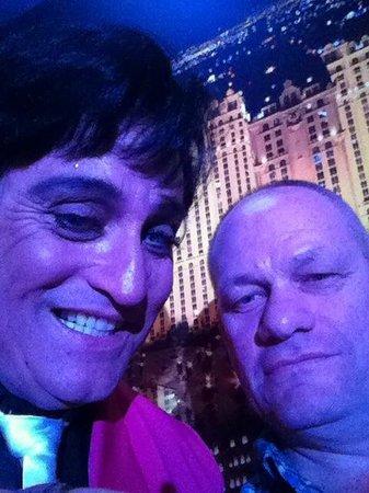 Central Pier Showbar: Me and Elvis