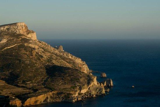 Provalma Studios: View South over Agali Bay