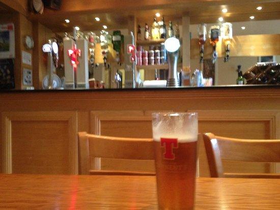Haymarket Hotel : Bar at the hotel