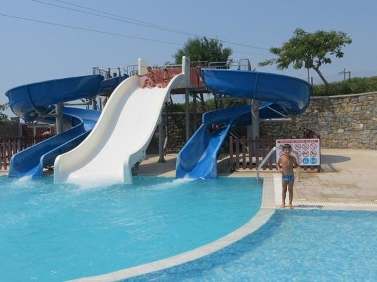 Rodos Princess Beach Hotel: Scivoli
