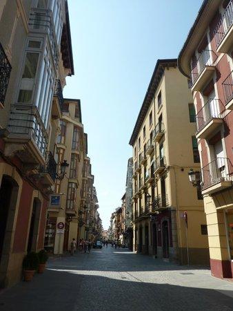 Casa Sarasa: Jaca- interesting local town (30 mins away)