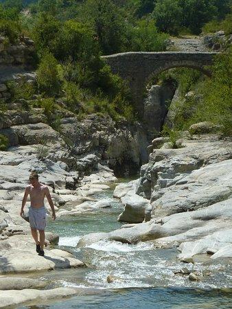 Casa Sarasa: Wild swimming (20 mins away)