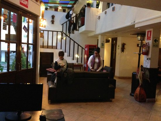 Terrazas del Inca Bed and Breakfast: bb5