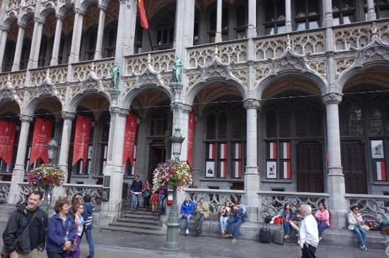 Museum of the City of Brussels (Musee de la Ville de Bruxelles) : front