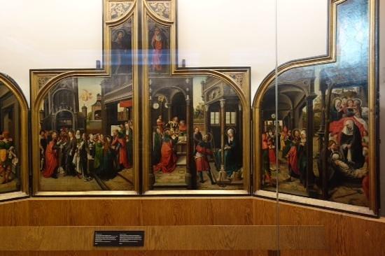 Museum of the City of Brussels (Musee de la Ville de Bruxelles): painting