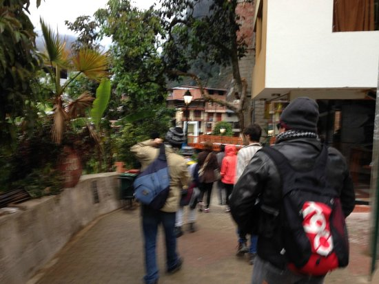 Terrazas del Inca bed and breakfast Hostal: BB3