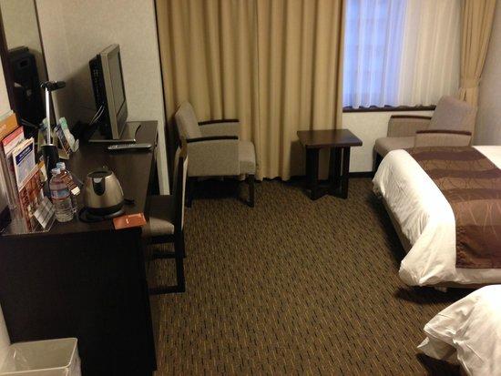 Osaka Daiichi Hotel: ツイン