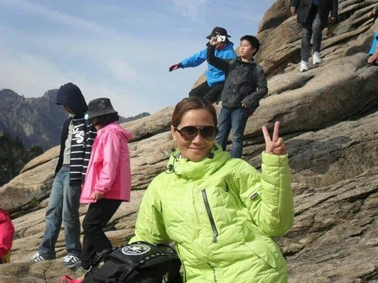 Seoraksan National Park: @ The top of Mt. Seorak...