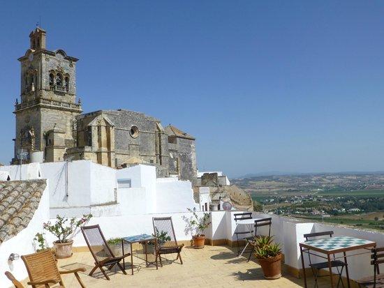La Casa Grande: View from the hotel