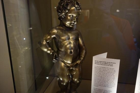Museum of the City of Brussels (Musee de la Ville de Bruxelles) : pis model