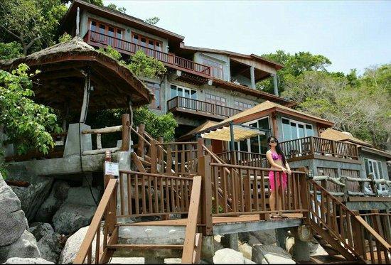 Dusit Buncha Resort: With amazing rooms @ Dusit Bucga Resort