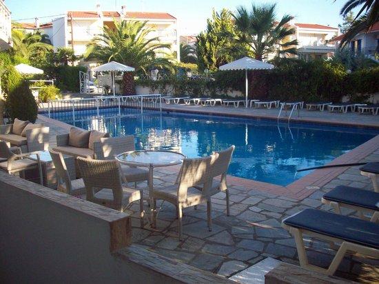 Tropical Hotel: Pool