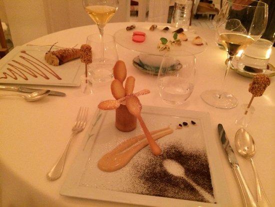 Ristorante Don Alfonso 1890: Ti mangio con gli occhi!!