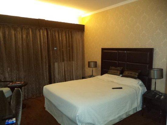 VIP Grand Maputo Hotel: Quarto