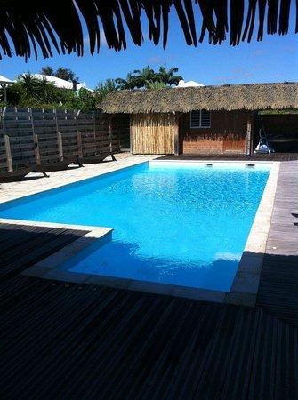 Coco Paradise : La piscine