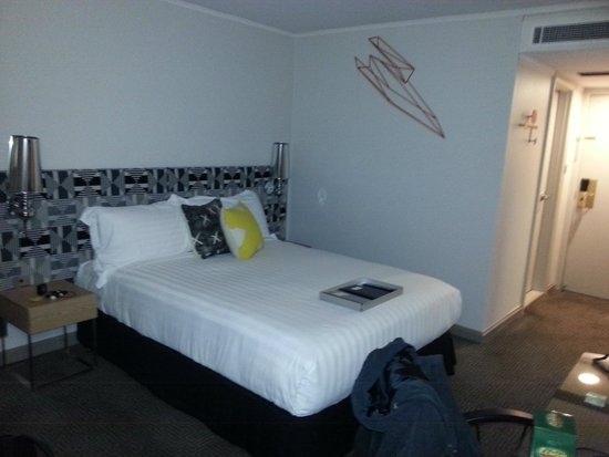 QT Canberra: Comfy bed