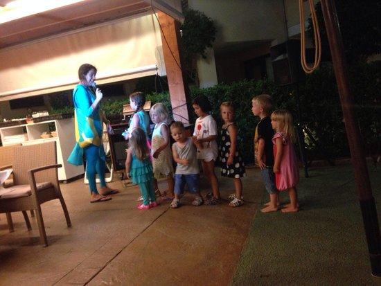 Plazamar Serenity Resort: Mini club disco - night entertainment