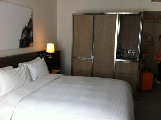 Hilton London Angel Islington : Sempre camera #255